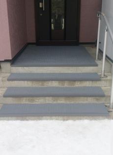 ステップラバー(外階段)