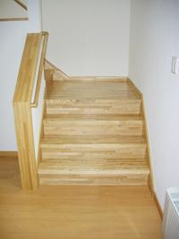 階段昇降機(曲がり階段)